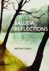 Book Cover saluda reflections