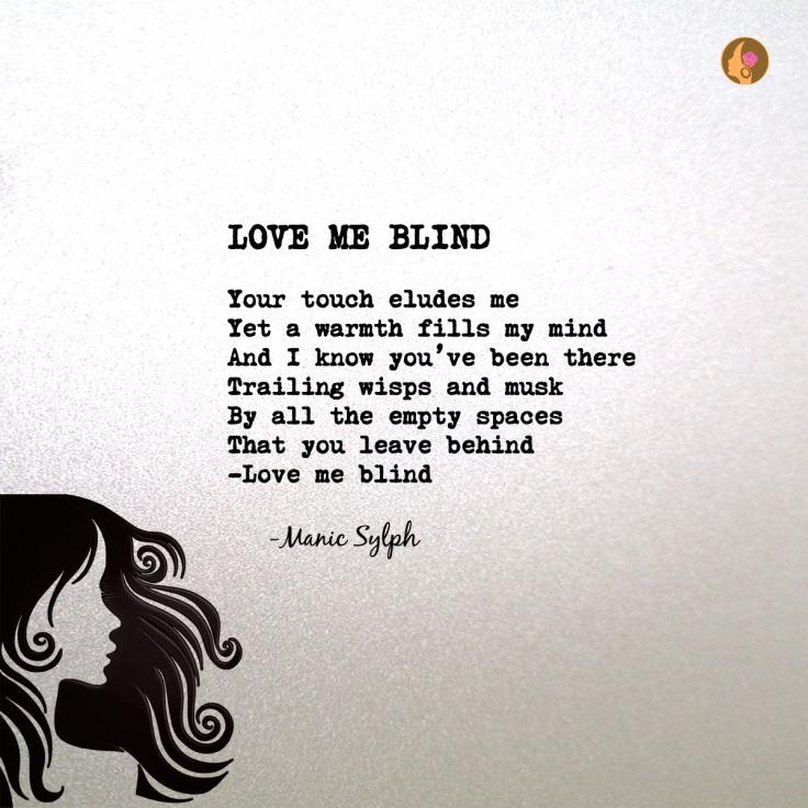 love me blind