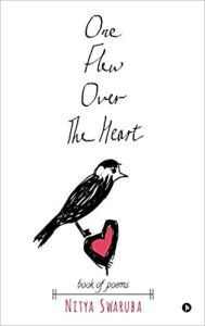 Book Cover One Flew Over The Heart by Nitya Swaruba