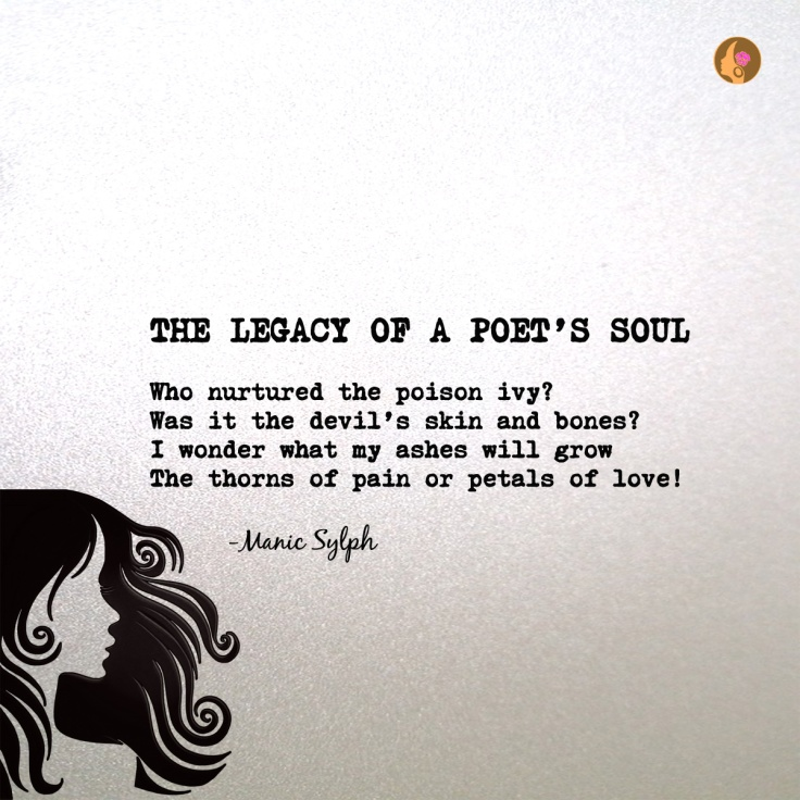 THE LEGACY OF A POET'S SOUL