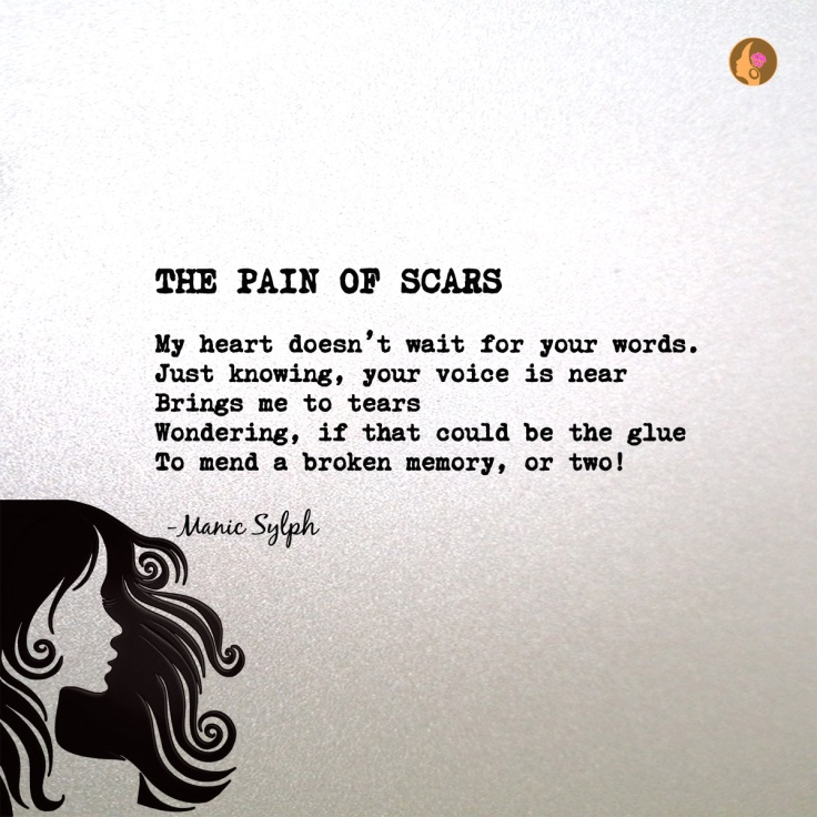 THE PAIN OF SCARS