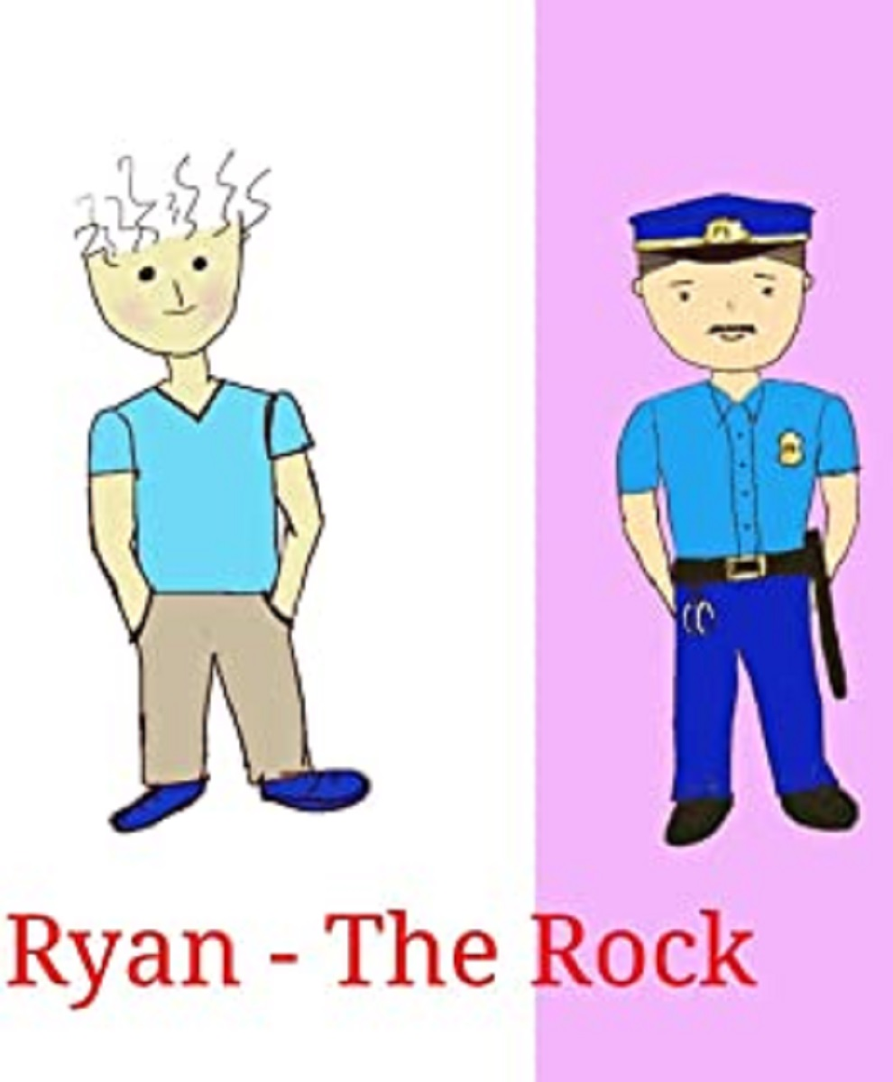 Book Cover- Ryan The Rock
