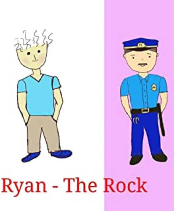 Book cover Ryan - The Rock