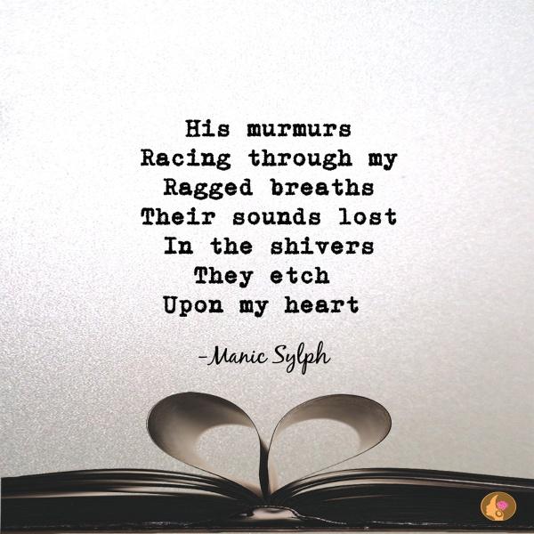 Micro poem 'InkSplash~6' by Mona Soorma aka Manic Sylph