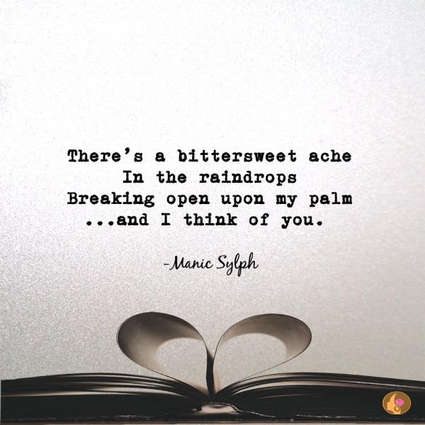 Micro poem 'InkSplash~2' by Mona Soorma aka Manic Sylph