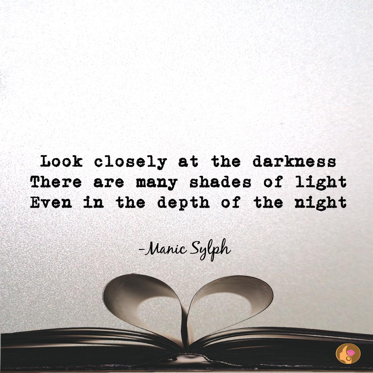 Micro poem 'InkSplash~7' by Mona Soorma aka Manic Sylph